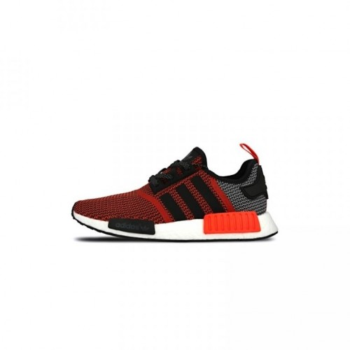 Кроссовки Adidas NMD Runner Red/Core Black (Е221)