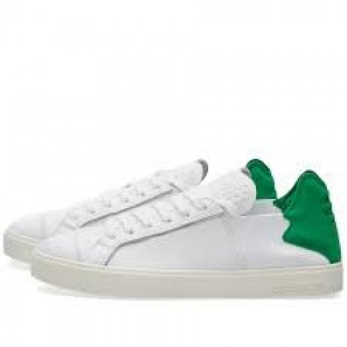 Кроссовки Adidas Consortium Pharrell Willians Pink Beach With Green (Е712)