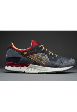 Кроссовки Asics Gel Lyte V Grey (Е245)