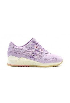Кроссовки Asics Gel Lyte V Lavender and Sand (Е222)