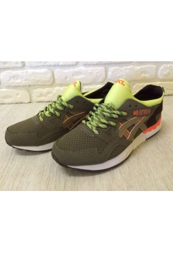 Кроссовки Asics Gel Lyte V Scorpion Pack Olive (Е241)