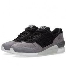 Кроссовки Asics Gel Respector Moon Crater Grey/Black (Е441)