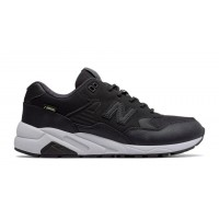 Кроссовки New Balance 580 Gore Tex Total Black (Е218)
