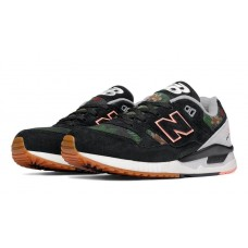 Кроссовки New Balance W530 Grey/Green (Е411)