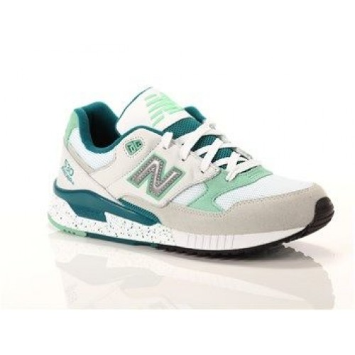 Кроссовки New Balance W530 Grey/Juniper White (Е416)