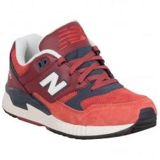 Кроссовки New Balance 997 Red/Grey (Е415)
