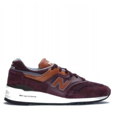 Кроссовки New Balance 997 Ski Collection Burgundy (Е411)
