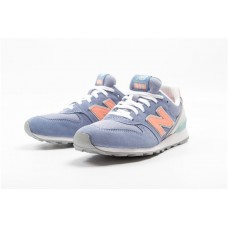 Кроссовки New Balance 996 JG Blue/Grey (Е121)