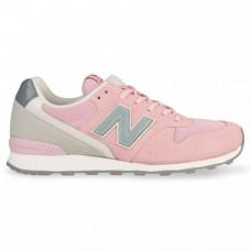 Кроссовки New Balance 996 Pink Grey (Е122)