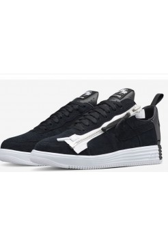 Кроссовки Nike Air Force Acronym x NikeLab Lunar Black/White (Е212)