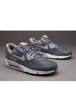 Кроссовки Nike Air Max 90 Grey (Е213)