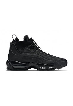 Кроссовки Nike Air Max 95 All Black (Е392)