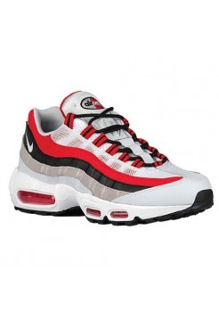 Кроссовки Nike Air Max 95 Essential University Red (Е393)