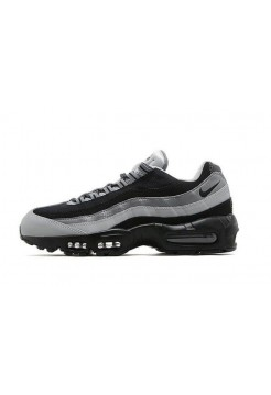 Кроссовки Nike Air Max 95 Essential Black/Wolf Grey (Е397)
