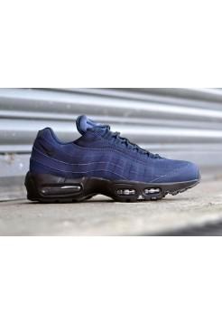 Кроссовки Nike Air Max 95 Blue (Е399)