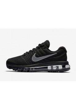 Кроссовки Nike Air Max 2017 Black (Е135)