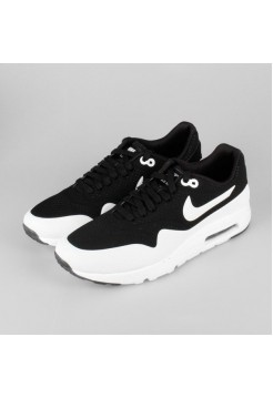 Кроссовки Nike Air Max Ultra Moire Black (Е616)