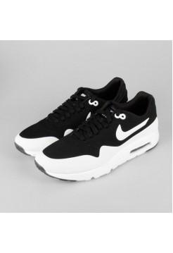 Кроссовки Nike Air Max Ultra Moire Black (Е616)