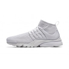 Кроссовки Nike Air Presto Ultra Flyknit White (Е211)