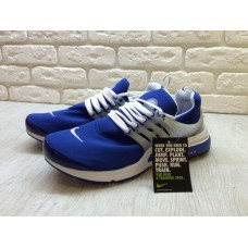 Кроссовки Nike Air Presto Blue Racer (Е213)
