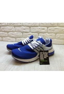 Кроссовки Nike Air Presto Blue Racer (Е213)