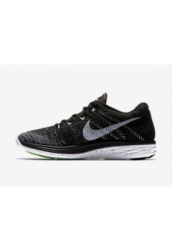 Кроссовки Nike Free Run Flyknit Oreo (Е123)