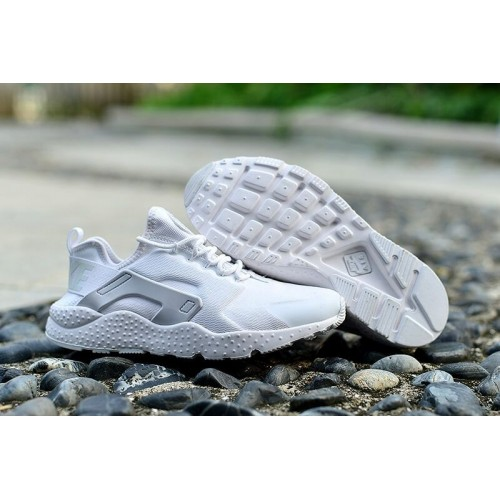 Кроссовки Nike Air Huarache Run Ultra JCRD White (ОЕ714)