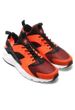 Кроссовки Nike Air Huarache Ultra Orange (Е715)
