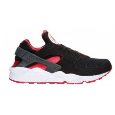 Кроссовки Nike Air Huarache Black And Red (Е719)