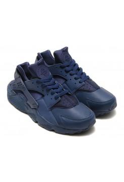 Кроссовки Nike Huarache All Blue (ОЕ711)