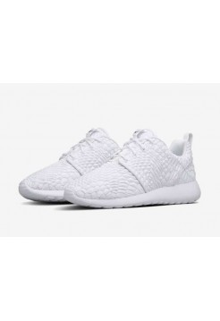 Кроссовки Nike Roshe Diamondback White (Е271)