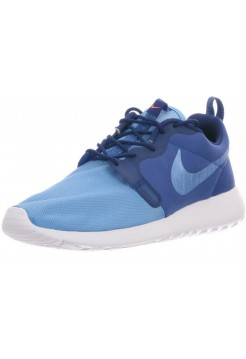 Кроссовки Nike Roshe Run Hyperfuse Blue (Е115)