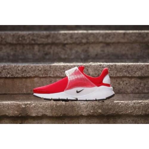 Кроссовки Nike Sock Dart SE Red (Е582)