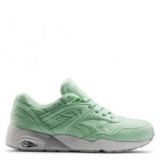 Кроссовки Puma Trinomic R698 Bright Wool Pack Menthol (Е321)