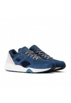 Кроссовки Puma Trinomic R698 Dark Denim (Е324)