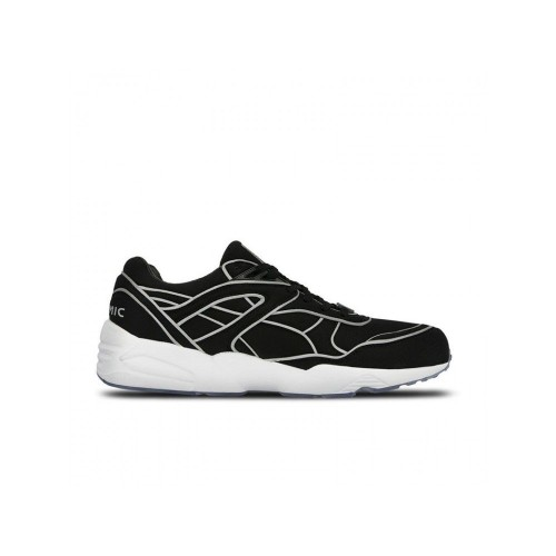 Кроссовки Puma Trinomic R698 Fiery Black (Е327)