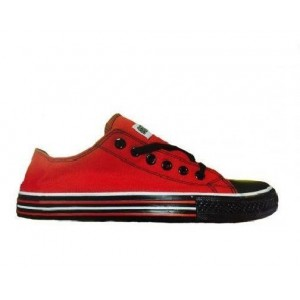 Кеды Converse Chuck Taylor All Stars Low Red (О224)