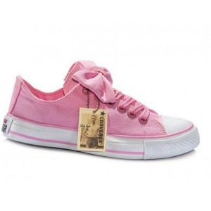 Кеды Converse Chuck Taylor All Stars Low pink (А025)