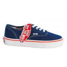 Кеды Vans Era Blue-Red-White (W228)