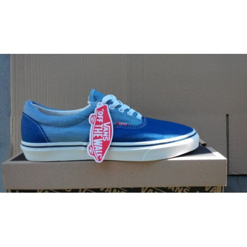 Кеды Vans Era Double Blue (W111)