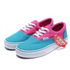 Кеды Vans Era Blue-Pink (W221)