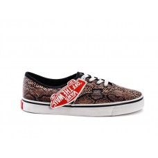 Кеды Vans Snake Edition Black-White (W117)