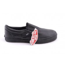 Кеды - Слипоны Vans Slip-On All Black (W410)