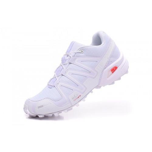Кроссовки Salomon Speedcross 3 Белые (О431)