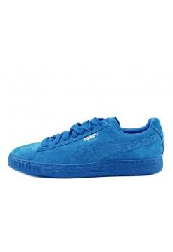 Кроссовки Puma Suede Classic Mono Sea Blue (О317)