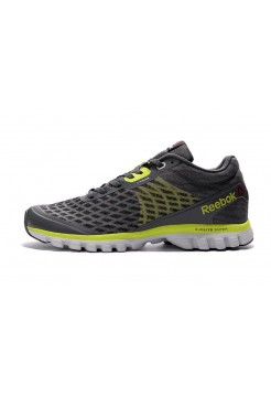 Кроссовки Reebok Sublite Super Duo Grey Green (О352)