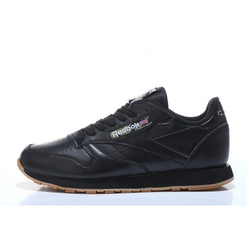 Кроссовки Reebok Classic Leather II Black Camo (О742)