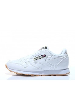 Кроссовки Reebok Classic Leather II White Camo (О212)