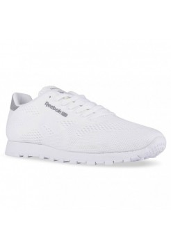 Кроссовки Reebok Classic CL Engineered Mesh White (О512)