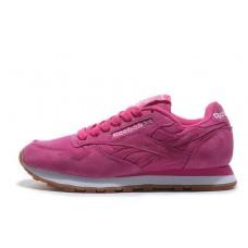Кроссовки Reebok Classic Suede Pink (О520)